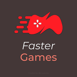 GrahamMThomas-FasterGames icon