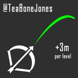 TeaBoneJones-IncreaseHuntressRange icon