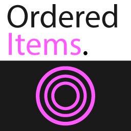 gog909-OrderedItems icon