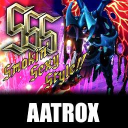 Aatrox by Rob