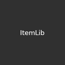 xiaoxiao921-ItemLib icon
